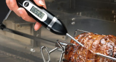 Cách kiểm tra độ chín khi chế biến thịt
