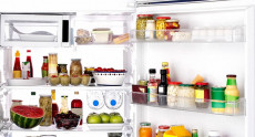 Lau dọn và dự trữ thức ăn