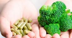 Phụ nữ có thai và thực phẩm chức năng, thực phẩm tăng cường